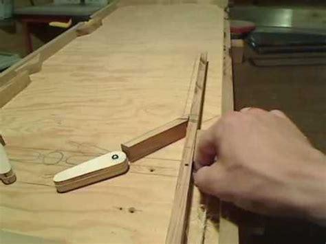 que woodwork wooden pinball machine project