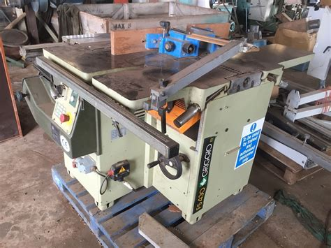 Planer Thicknesser Saw Combination Woodworking Machine 163
