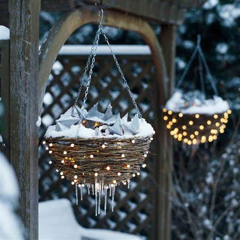 outdoor hanging ornaments 30 outdoor decorations decoholic