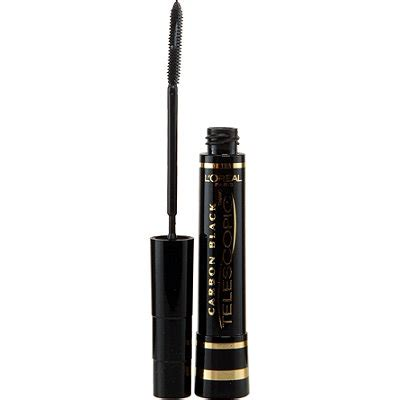 loreal mascara telescopic carbon black mascara ulta