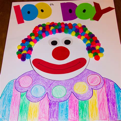 100th day of school craft projects 100th day of school project me ideas