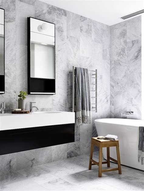 grey and white bathroom ideas best 25 black white bathrooms ideas on