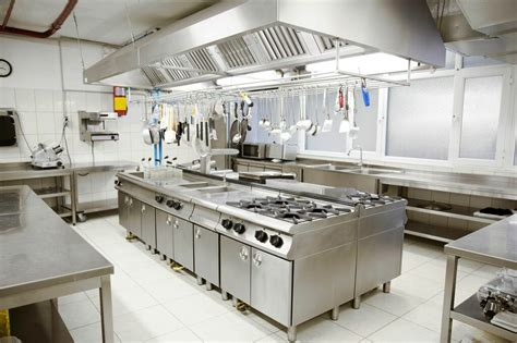 how to clean the kitchen keep your restaurant clean or shut it