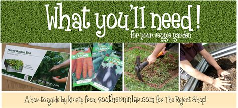 how to make your own vegetable garden southern in how to make your own raised veggie patch