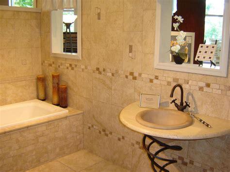 Tiling Bathroom Ideas by Bathroom Tile Design Ideas