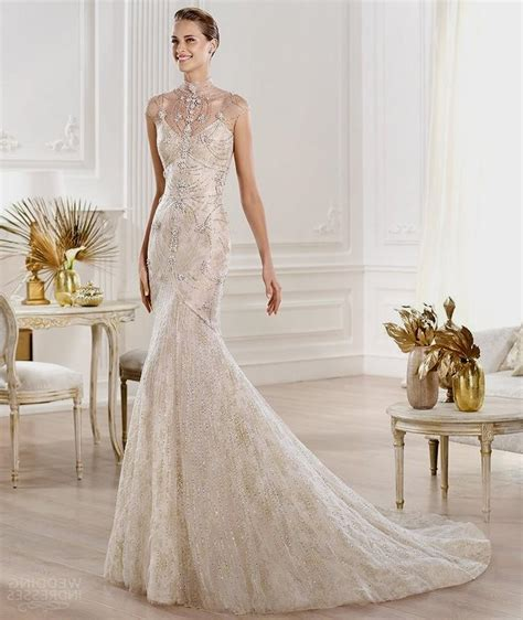 wedding dresses with gold beading gold beaded wedding dress naf dresses