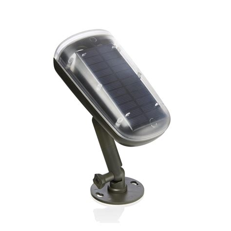 solar motion activated security light auraglow motion activated pir sensor solar power wireless