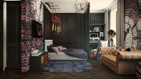 apartment style 2 industrial apartment interior design that will inspiring