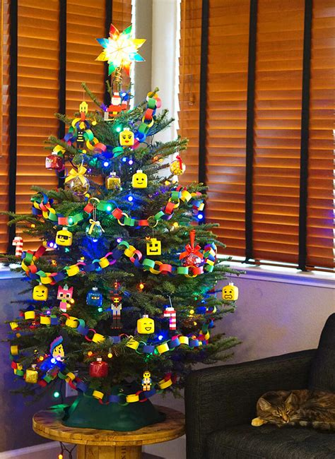 themed tree lego themed tree happiness is
