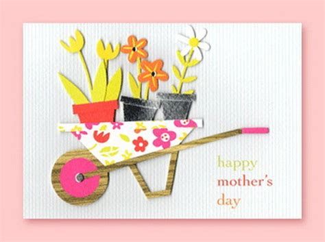 make your own mothers day card gifts you can make to show your for your for