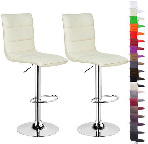 swivel kitchen chair 2 x bar stools kitchen chair swivel breakfast stool chrome
