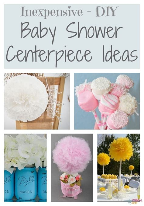 decoration ideas for baby shower diy baby shower decorating ideas 183 the typical mom