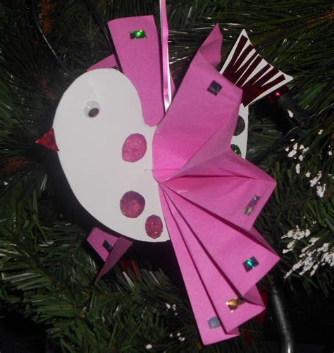 paper birds craft may arts and crafts paper bird craft for children