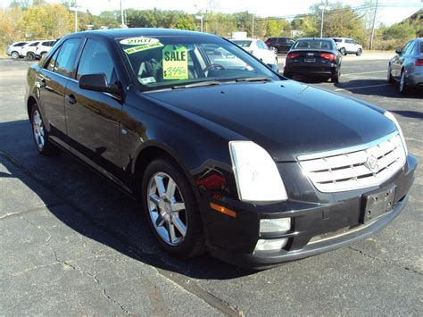 2007 Cadillac Sts 4 by 2007 Cadillac Sts 4 Awd Stock 1505 For Sale Near