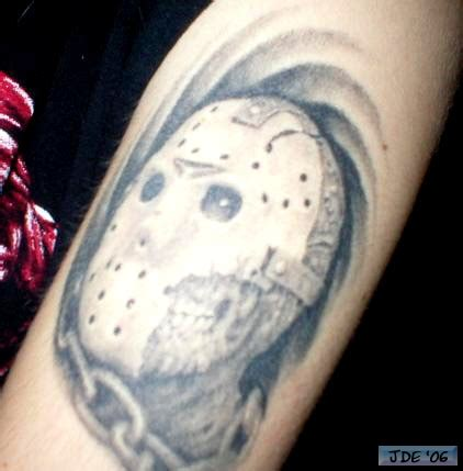 jason voorhees tattoos 54 this photo was not taken by