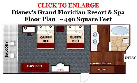 grand floridian floor plan review disney s grand floridian resort spa