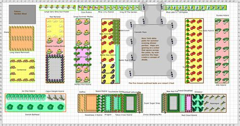 garden layout plans building raised vegetable garden beds layout plans and