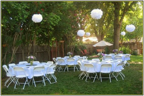 cheap backyard wedding reception ideas outstanding backyard wedding arrangement ideas