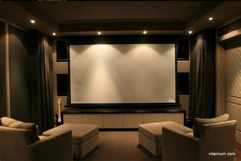 Houzz Basement Ideas by Intainium Home Cinemas Home Theater Toronto By