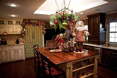 how to decorate kitchen for decorating ideas that add festive charm to your