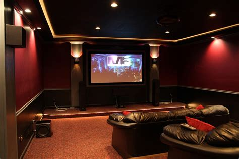 theater room ideas home theater ideas for simple application homestylediary
