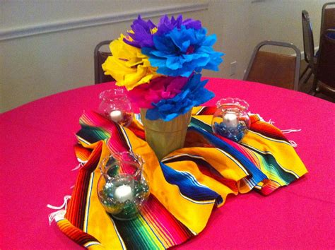 mexican decorations ideas pin mexican table decorations cake on