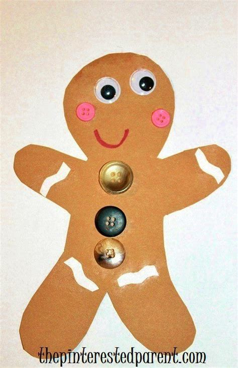 1000 Ideas About Gingerbread Crafts On