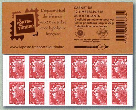 carnet de 12 marianne de beaujard portail du timbre timbre de 2012