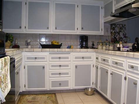 paint kitchen cabinets two colors kitchen white kitchen cabinet grey door brown tile floor