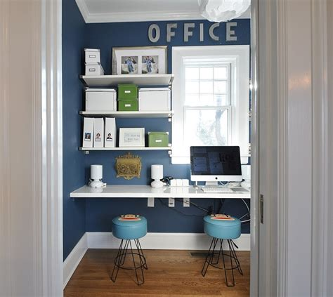 paint colors for home office 10 eclectic home office ideas in cheerful blue