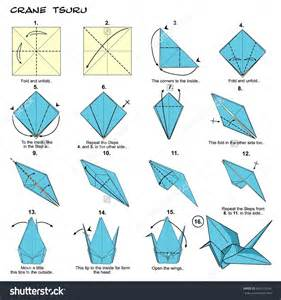how to build an origami crane origami make origami bird steps how to make paper parrot