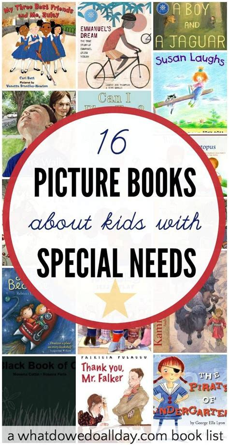 picture books for students 1000 ideas about special needs children on