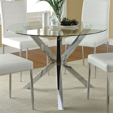 the most awesome 30 inch glass dining table with regard to