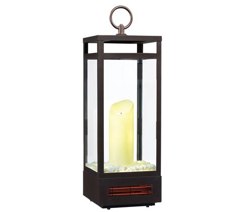 Home Depot Electric Fireplaces by Duraflame Electric Flameless Candle Infrared Heater