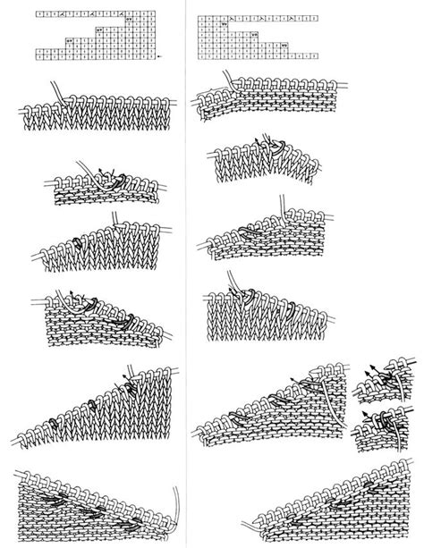 knitting turn 1000 ideas about knitting rows on loom