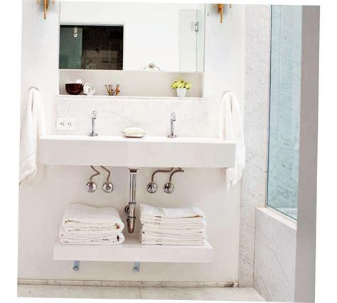 bathroom rack ideas bathroom towel storage ideas creative 2016 ellecrafts