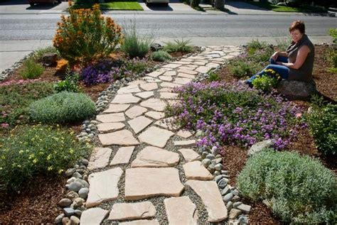 water wise landscaping water wise makeover changes a sacramento landscape the