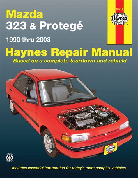 mazda 323 proteg 233 for mazda 323 proteg 233 1990 2003 haynes repair manual usa haynes