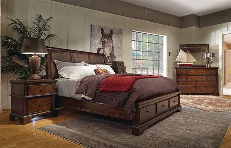 hom furniture bedroom sets bancroft sleigh bedroom suite hom furniture