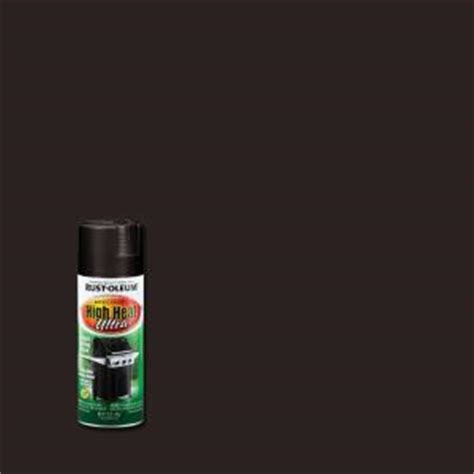 home depot high heat paint rust oleum specialty 12 oz black high heat ultra spray