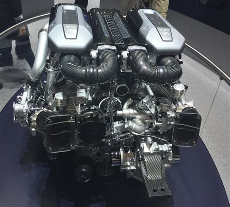 Bugati Engine by We A New Enemy The 1 500hp Turbo W16 Bugatti