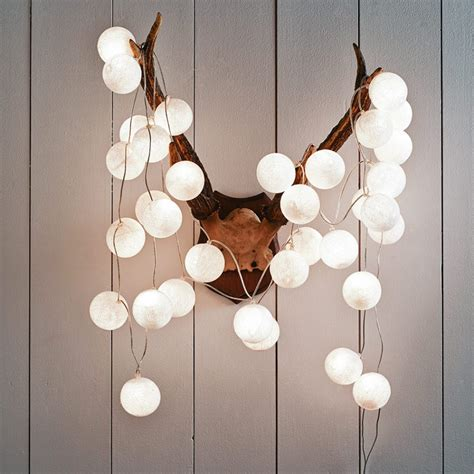 cotton string lights white cotton string lights decorative string