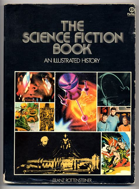 science fiction picture books the science fiction book an illustrated history by franz