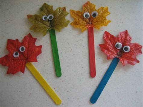 simple fall crafts for celebrate the season 25 easy fall crafts for