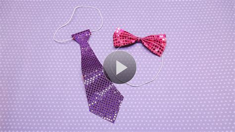 fast crafts for and easy s day craft ties and bowties
