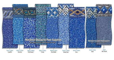 beaded pool liners for above ground pools high quality discounted above ground pool liners