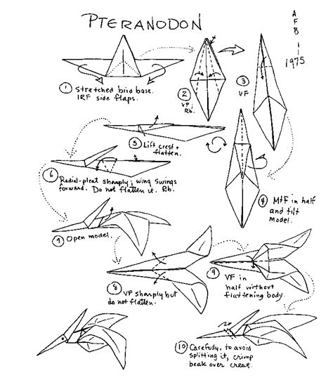 how to make origami dinosaur origami dinosaurs a list of origami dinosaur