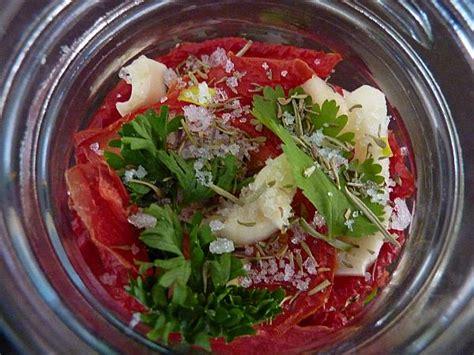 recette petit pot de tomates s 233 ch 233 es basilic et ail