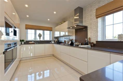 white kitchen ideas uk dise 241 o de cocinas modernas 100 ejemplos geniales
