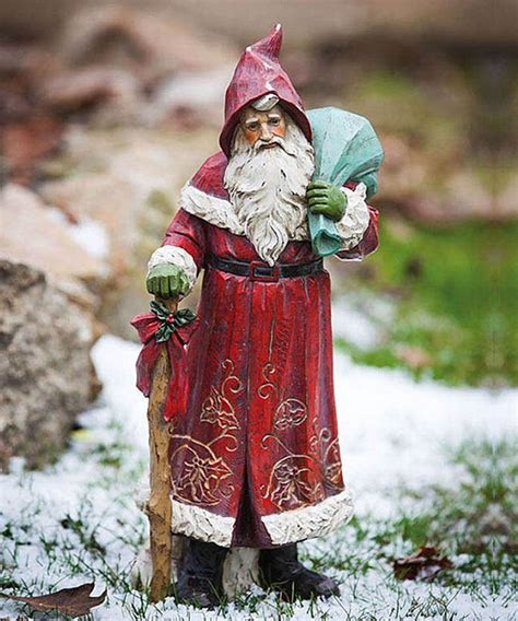 santas of the world figurines world santa figurine